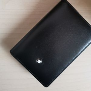 NWOT Montblanc Meisterstück Business Card Holder